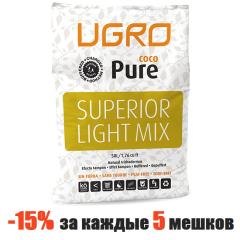 Кокосовый субстарт Ugro Pure Superior 50 л Непресованный