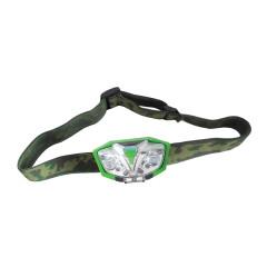 Зелёный налобный фонарь Lumii Led Head Torch