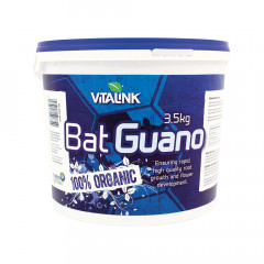 Органическая добавка Bat Guano Vitalink гуано летучих мышей 3,5 кг