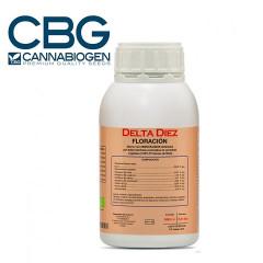 Delta 10 Diez для цветения 500 мл