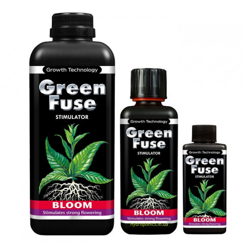 Green Fuse Bloom активный стимулятор цветения Growth Technology