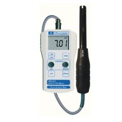 Профессиональный pH / EC / TDS метр Milwaukee ( Милвоки ) MW 802