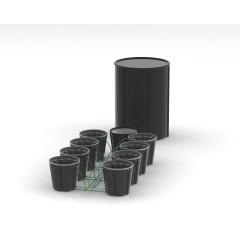 Система гидропоники Self-Watering на 8 посадочных мест