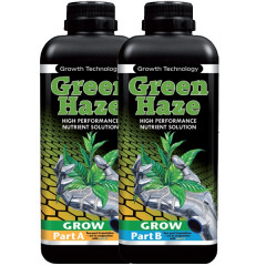 Удобрение Green Haze Grow A&B Growth Technology 1л