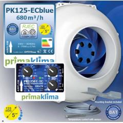 Prima Klima 125 EC тихий мотор с регулировкой