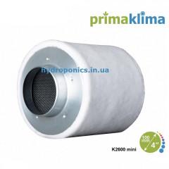 Фильтр угольный Prima Klima K2600 mini (160 -240м3) ECO LINE