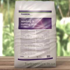 Специальная почвенная смесь для семян и рассады Plagron Seeding & Cutting 25 л