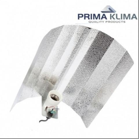 Отражатель Prima Klima Euro Reflector HAMMERED BlueTec 95% 42x40x17см