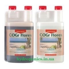Удобрение CANNA COGr (coco) Flores A & B 1л удобрение для кокоса