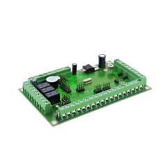 Плата расширения для Raspberry Pi аналоговых (0-10В, 0-20ма) и цифровых входов/выходов