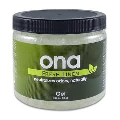Нейтрализатор запаха Гель ONA Fresh Linen 856 гр