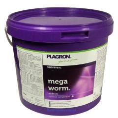Mega Worm Plagron 5 л Улучшитель почвы