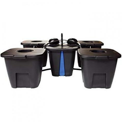 Система гидропоники DWC Aeros Master System 4 модуля