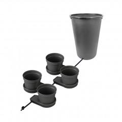 Система автополива Plant!t GoGro 15L 4 Pot System c ёмкостью 45 л