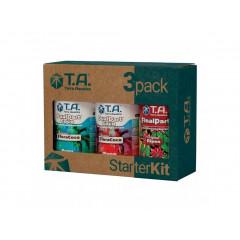 Стартовый комплект удобрений Terra Aquatica DualPart Coco для кокосового субстрата