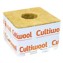 Кубик из минеральной ваты Cultilene 10 x 10 см