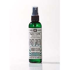 Спрей для очистки рук и поверхностей Fast Green Hand Clean 124 мл