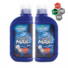 Набор Vitalink Hydro Max Bloom AB 1 л