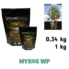 Микориза Mykos WP Xtreme Gardening в порошке для гидропоники и земли