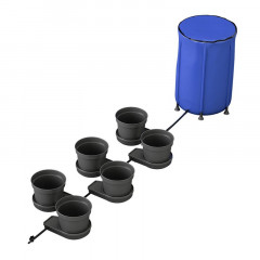 Система автополива Plant!t GoGro 15L 6 Pot System c ёмкостью 100 л