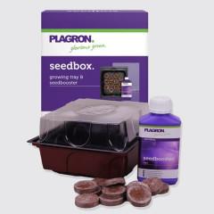 Набор для проращивания Plagron SeedBox с мощным стимулятором SeedBooster