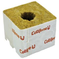 Кубик из минеральной ваты Cultilene 7,5 x 7,5 см