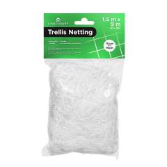 Сетка для поддержки растений Trellis Netting 150x450 см