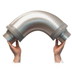 Гибкий шумоглушитель для вентиляции Flexible Silencer 125 мм