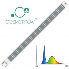 Led Cosmorrow Secret Jardin 20W Growing 6500K