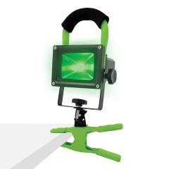LUMii Green LED Work Light зеленый фонарь