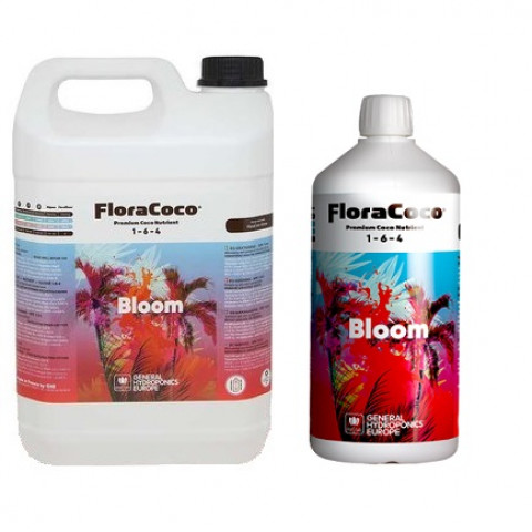 Удобрение Flora Coco Bloom для кокосового субстрата