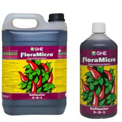 Удобрение Flora Miсro SW для мягкой воды