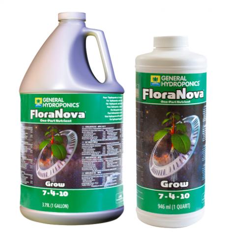 Удобрение Terra Aquatica Nova Max Grow (Flora Nova)