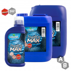 Набор удобрений Vitalink Hydro Max Bloom AB для мягкой воды