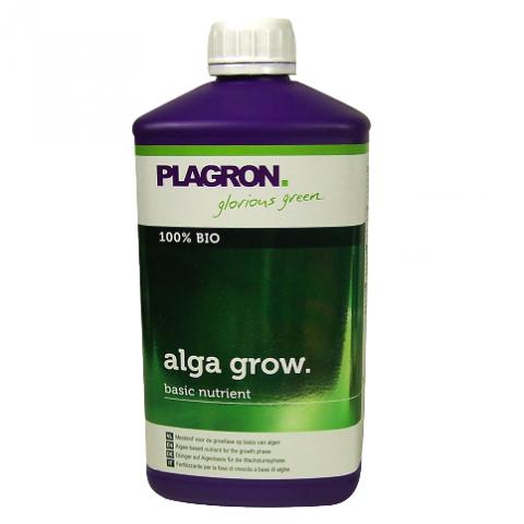 Plagron Alga Grow органическое удобрение 1 л