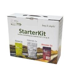 Набор удобрений Powder Feeding Mineral Starter Kit