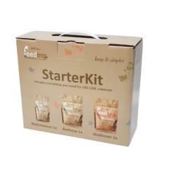 Набор удобрений Powder Feeding Bio Starter Kit