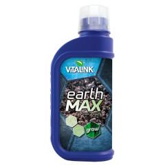 Vitalink Earth Max Grow удобрения для земли