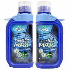 Набор удобрений Vitalink Hydro Max Grow AB