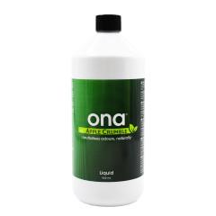 Нейтрализатор запаха жидкий ONA Liquid Apple Crumble 922 мл