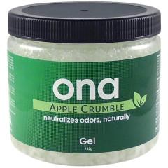 Нейтрализатор запаха Гель ONA Apple Crumble 732 гр