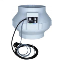 Prima Klima 250 EC-TC тихий вентилятор с регулировкой 1450 м3
