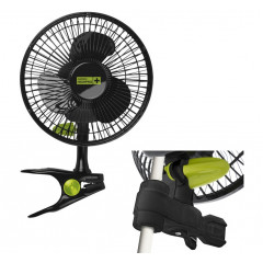 Вентилятор Profan Professional Clip Fan 12W с креплением