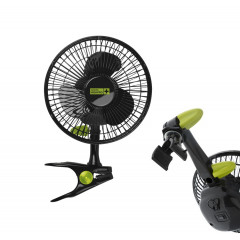 Вентилятор Profan Professional Clip Fan 5W с креплением