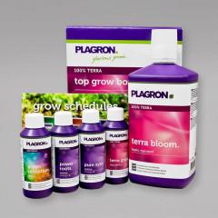 Plagron Top Grow Box Terra набор удобрений для земли