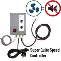 Контроллер скорости с датчиком температуры Super Quite Speed Controller