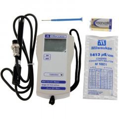 Профессиональный EC-метр Milwaukee ( Милвоки ) MW 302 EC с монитором