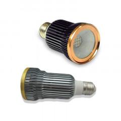 Led лампа для растений 12W E27 Full Spectrum