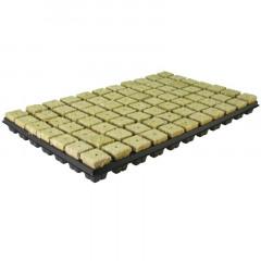 Кубики Grodan в кассете 3,5x3,5 77 шт