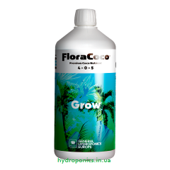 Удобрение Flora Coco Grow для кокосового субстрата